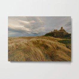 Bamburgh Castle Metal Print