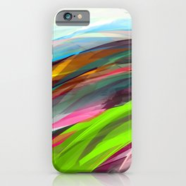 Summer Wave iPhone Case