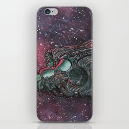 Ship of teflocarbon iPhone Skin