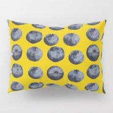Blueberry pattern Pillow Sham