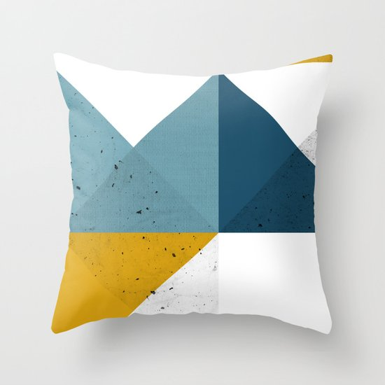 Modern Geometric 19 by theoldartstudio
