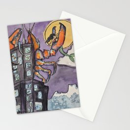 King Lob Stationery Cards