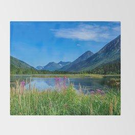 God's_Country 4129 - Alaska Throw Blanket