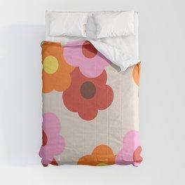 Bunch of Flowers  Comforters