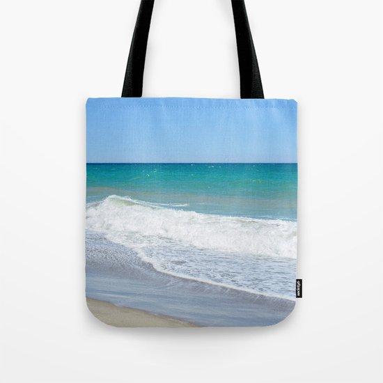 Sandy beach and Mediterranean sea by anytka