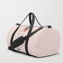 Avid reader Duffle Bag