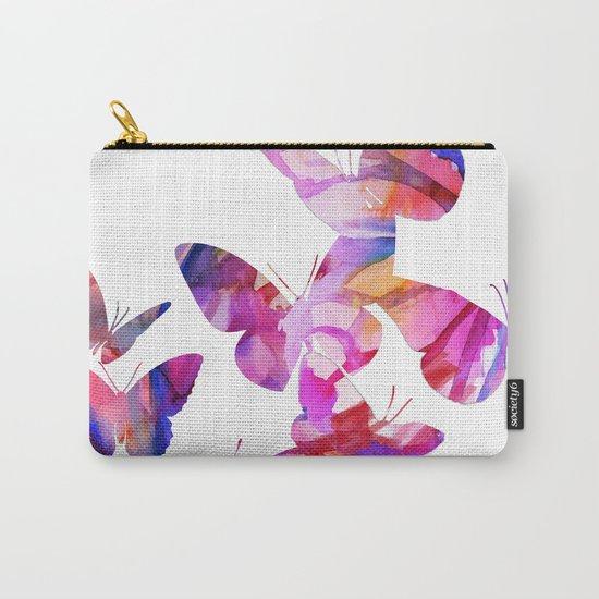 Pink Butterflies by aastankovic