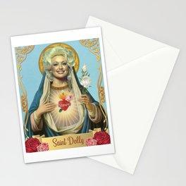 Saint Dolly Parton Stationery Cards
