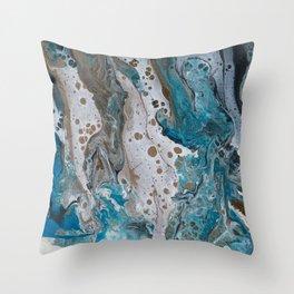 Ocean & Earth 4 Throw Pillow