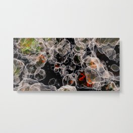 Cosmic bubbles Metal Print