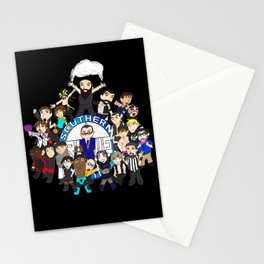 Southern Premier Wrestling Happy Birthday Stationery Cards