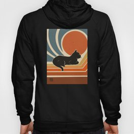 Evening time Hoody