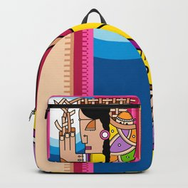 Artesana Backpack