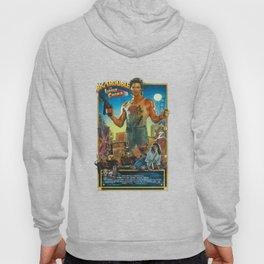Big Trouble 80s Movie Poster Artwork, Films Posters, Prints, Tshirts, Bags, Men, Woman, Kids Hoody