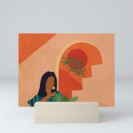 Stay Home No. 8 Mini Art Print