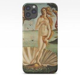 Birth Of Venus Sandro Botticelli Nascita di Venere iPhone Case