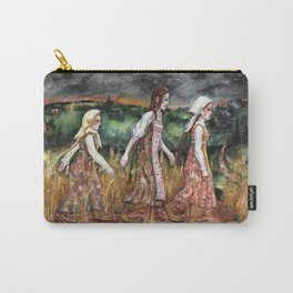 Maidens from the deep forest Carry-All Pouch