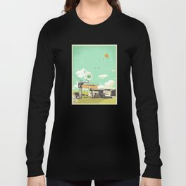 SOUR DIESEL Long Sleeve T-shirt
