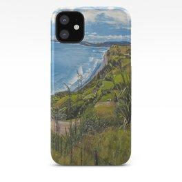 Waikato Hills iPhone Case
