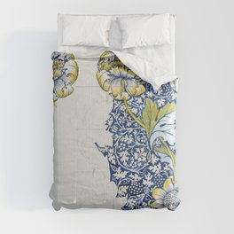Kennet (1883) by William Morris Comforters