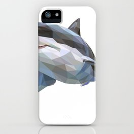 Attack Shirt | Cute Great White Shark Gift Tees iPhone Case