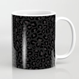 Leopard Print 2.0 - Black Panther Coffee Mug