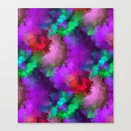 time for abstraction -5- Canvas Print