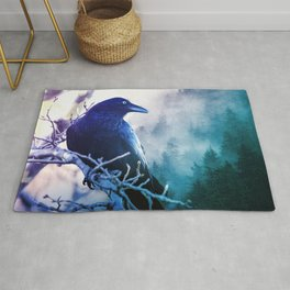 Forested Rug