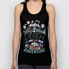 Great Adventure Unisex Tank Top