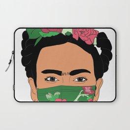 Frida Quarentined Laptop Sleeve