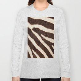 Zebra #decor #society6 #buyart Long Sleeve T-shirt