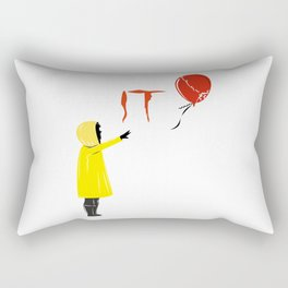 IT clown Pennywise Rectangular Pillow