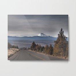 Oregon backroads Metal Print