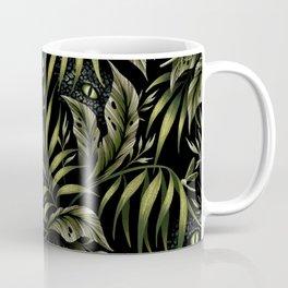 Jurassic Jungle - Camo Green Coffee Mug