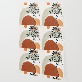 Soft Shapes I Wallpaper