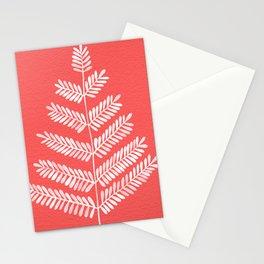 Melon Leaflets Stationery Cards