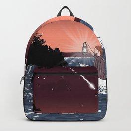avett brothers album 2020 ansel3 Backpack