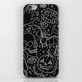 Halloween Horrors iPhone Skin