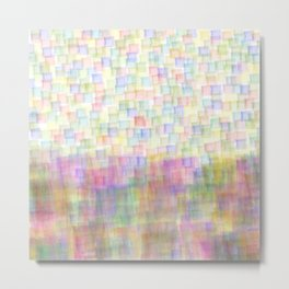 Abstract Squares #2  Metal Print