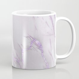 Marble Love Purple Metallic Kaffeebecher