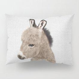 Donkey - Colorful Pillow Sham