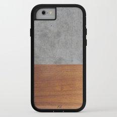 Concrete and Wood Luxury iPhone 7 Adventure Case