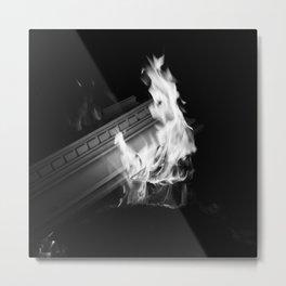 Still (b&w) Metal Print