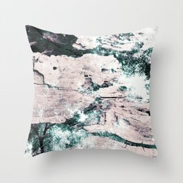 Fissure Canopy 1 Throw Pillow