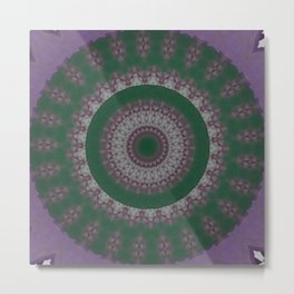 Some Other Mandala 359 Metal Print