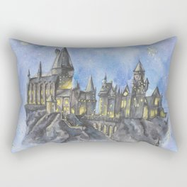 Until the Very End Rectangular Pillow
