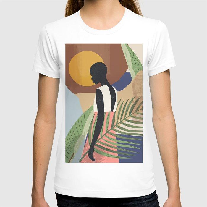 Tropical Girl 2 T-shirt
