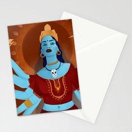 kali, the destroyer Stationery Cards