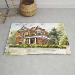 Stately Manor House Rug