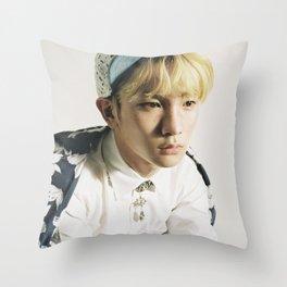 Key - SHINee Throw Pillow